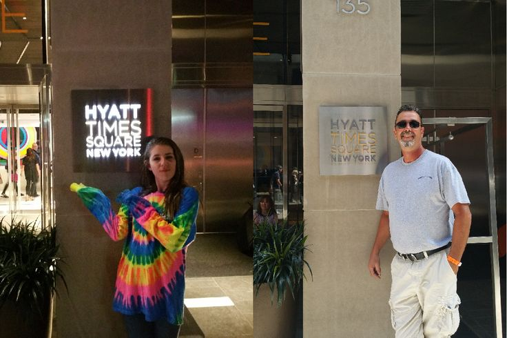 Hyatt has gone from having one hotel in New York City several years ago to now having eight properties. Opening in late 2013, the Hyatt Times Square New York is