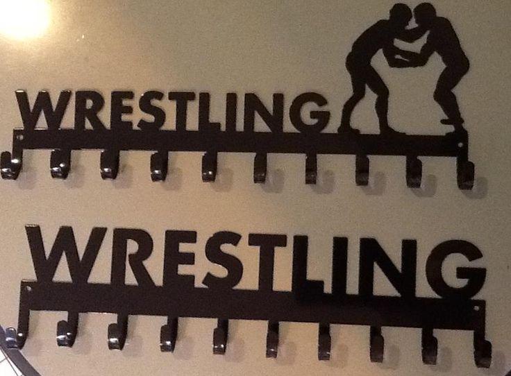 Wrestling Medal Hangers $28.00