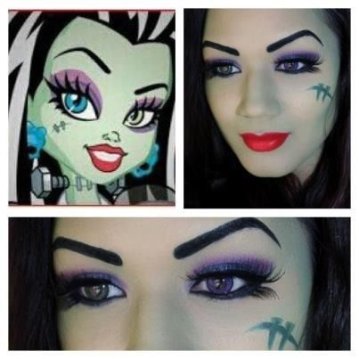 Monster High Look
