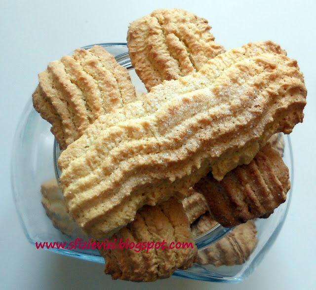 Sfizi & Vizi: Biscotti al latte (senza latte) della nonna