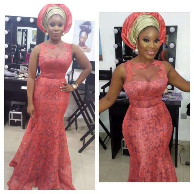 It is Fashion Double Delight! Get Gorgeous with Eye-Catching Ankara & Aso-Ebi Styles - Wedding Digest Naija