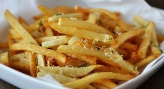 Sarımsaklı Patates Kızartması | Yemek Tarifleri