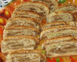 10 Eastern European Dessert Recipes That Will Knock Your Socks Off: Serbian Nut Roll Recipe - Orehnjaca