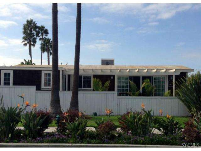 Beautiful Remodeled Double Wide In Newport Beach Single RemodelPark HomesModular HomesNewport BeachMobile