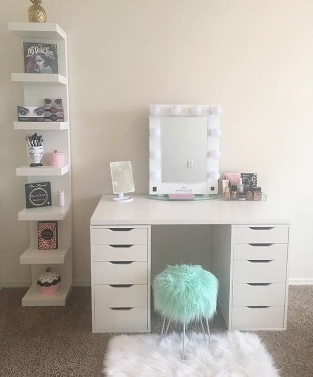 Find this Pin and more on H O M E. Best 20  Teen vanity ideas on Pinterest   Diy dressing tables