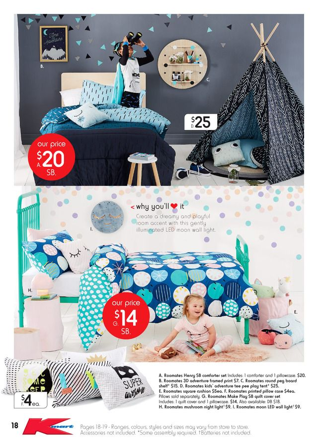 a59e4450c7 Check out holiday fun at Kmart Catalogue Toys 30 Mar - 19 Apr featuring  best brands.