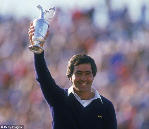 British Champion, #golf #Seve,                          http://tripcaddy.es/