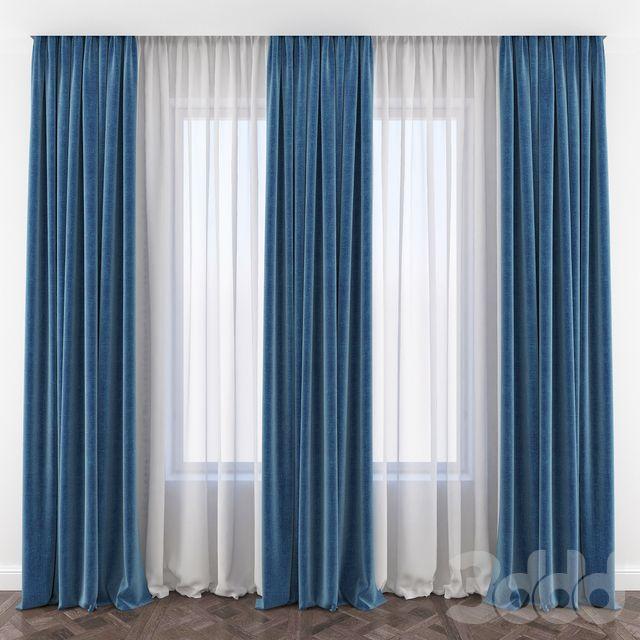 Curtain | Шторы