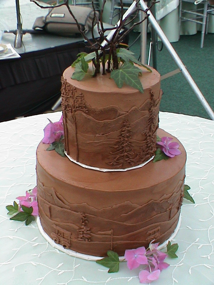 20 Best Images About Mountain Cakes On Pinterest Thomas