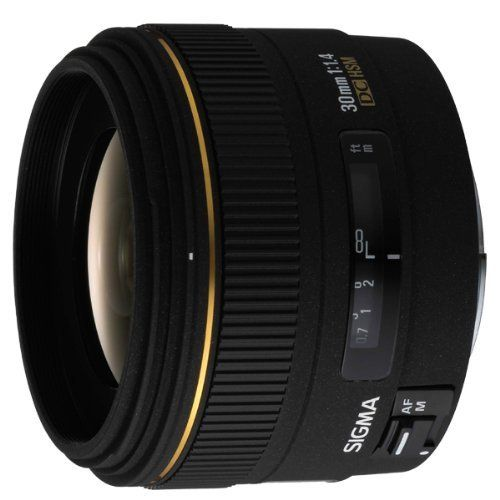 Sigma 30mm f/1.4 EX DC HSM Lens for Canon Digital SLR Cameras by Sigma, http://www.amazon.com/dp/B0007U0GZM/ref=cm_sw_r_pi_dp_r36Qpb1C7GP5F