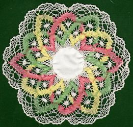 ... Bobbin Lace Patterns See here