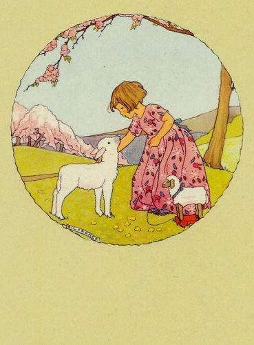 Rie Cramer Het jaar rond editie 1978, ill cover