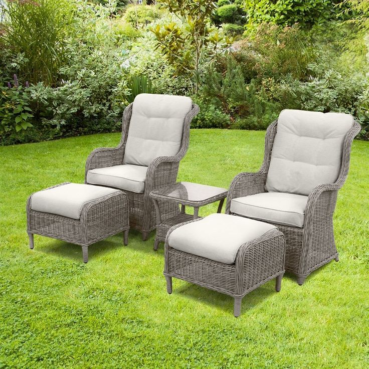 billyoh momo rattan sun lounger garden furniture set natural amazonco - Garden Furniture Loungers