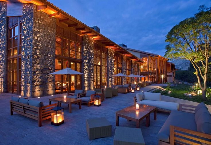 The Top Ten Luxury Hotels In South America 2 Tambo Del Inka
