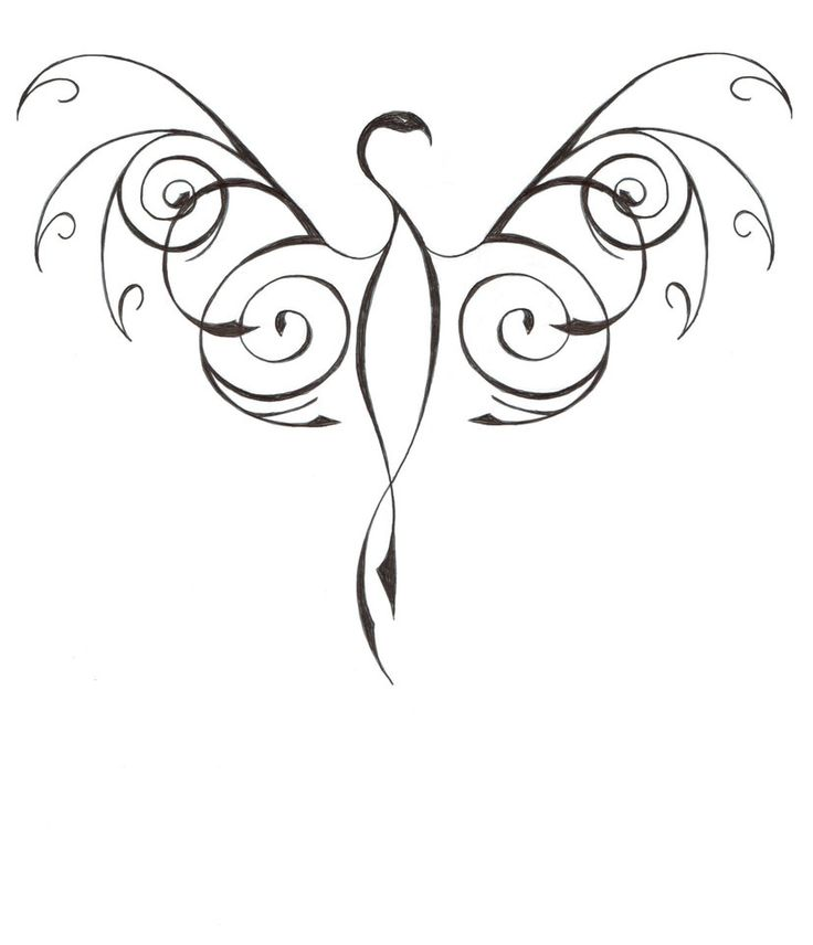 Phoenix  by ~Frau-Kruspe  Designs & Interfaces / Tattoo Design©2005-2013 ~Frau-Kruspe