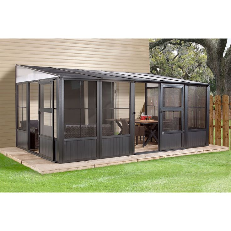 Sojag Charleston Sun Shelter By Sojag 10 X 16 In 2019