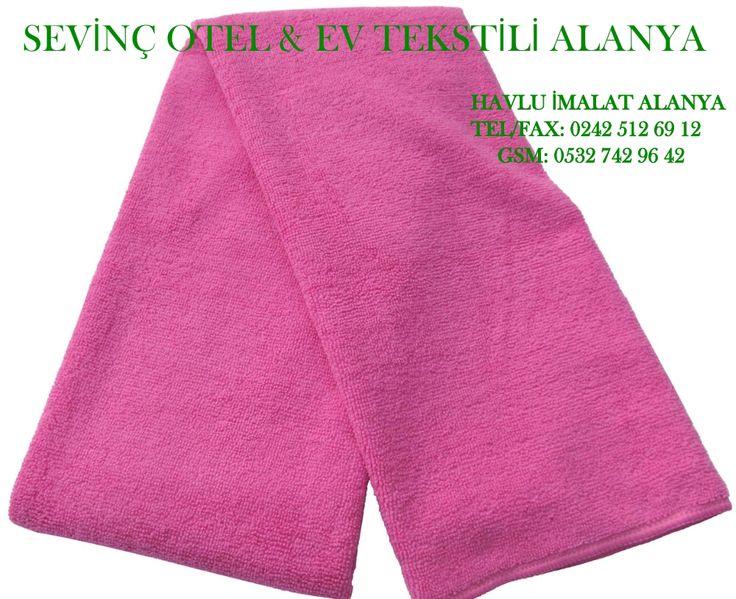 Havlu imalat Alanya 05447174017