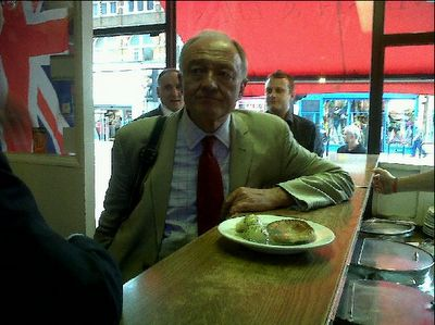 Shepherd's Bush: Ken Livingstone: Shepherd's Bush Market should be saved, slams Council