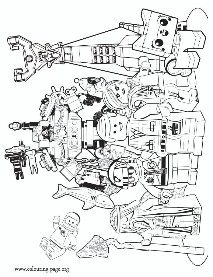 53 best Superheroes, Dinosaurs \ Princesses images on Pinterest - copy lego movie coloring pages lord business