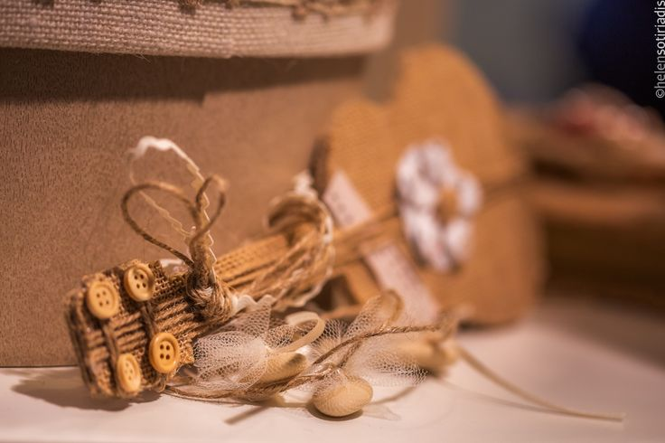 Let's play the #guitar! Christening handmade favor by @olgazafiraki. Photo by @helensotiriadis, All rights reserved