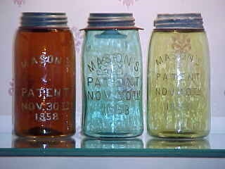 33 best mason jar displays images on pinterest | diy, kitchen and