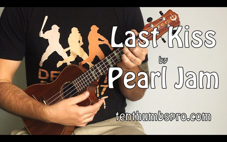 Rise Eddie Vedder Ukulele Cover Youtube Great Guitar And