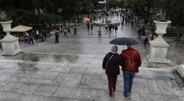 Καιρός: Πού θα βρέχει τις επόμενες ώρες. (χάρτες) Crazynews.gr