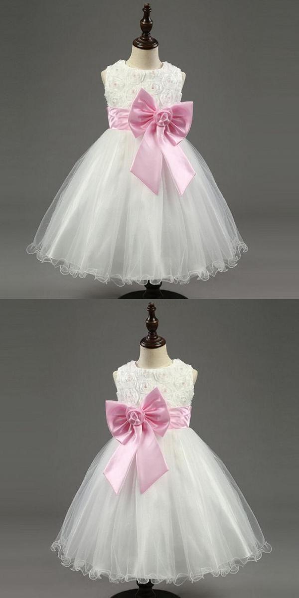 Cheap Bridesmaid Dresses Cheapbridesmaiddresses Ivory Flower Girl Dresses Ivoryflowergirldresses Bridesmaid Dresses Pin Vestidos Infantis Vestidos Daminhas