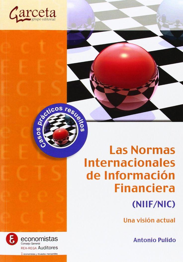 Normas internacionales de información financiera (NIC/NIIF)