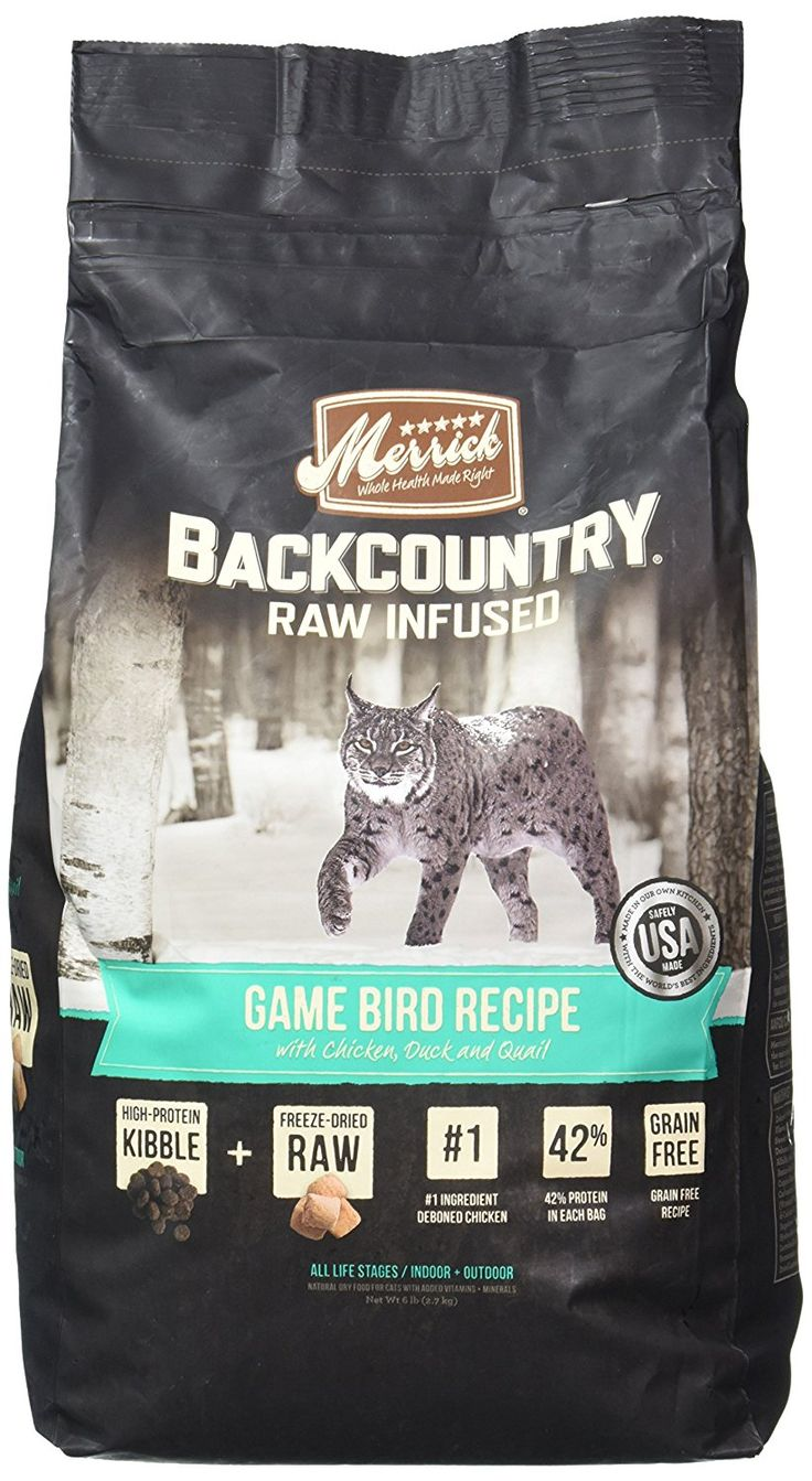 Merrick Backcountry Dry Cat Food => Special cat product just for you. See it now! : Cat food