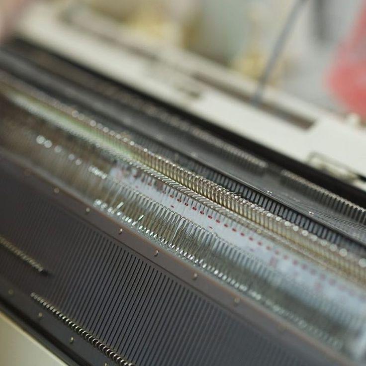 Fine Gauge Knitting Machine Patterns - Sweater Vest