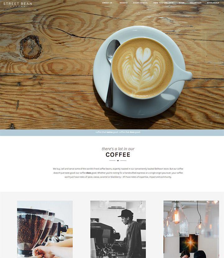 street bean website