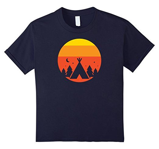 Amazon.com: Summer Camp Adventure Woods T-Shirt: Clothing