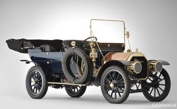 1909 Pierce Great Arrow Series PP 40HP 7-Passenger Touring Car ★。☆。JpM ENTERTAINMENT ☆。★。
