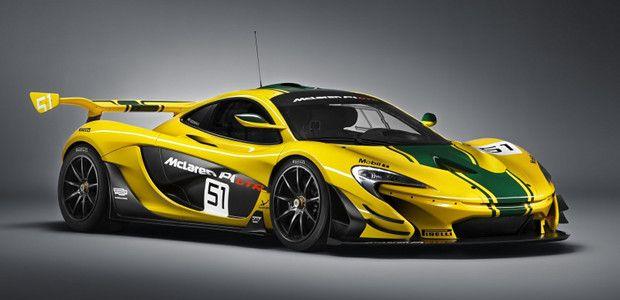 McLaren P1 GTR #supercar #mclaren