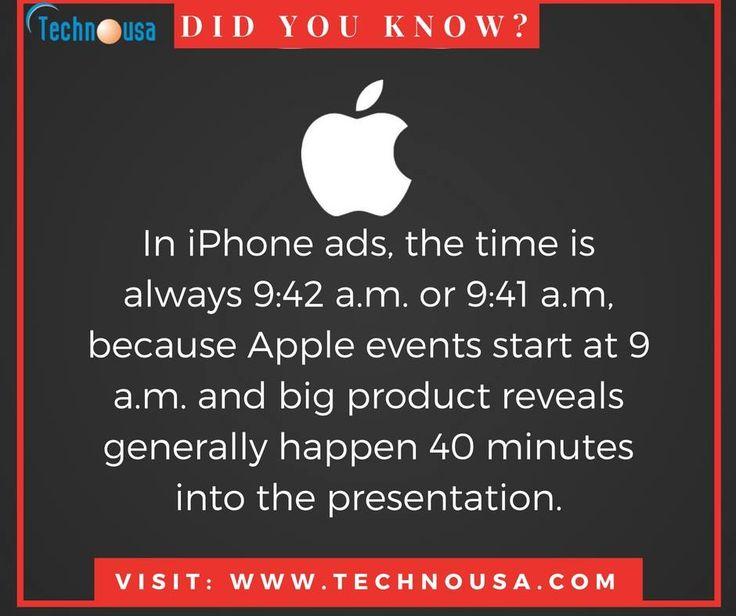 Apple, iPhone - Fact