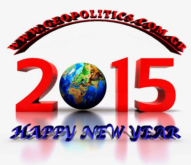 Happy New Year! ~ Geopolitics & Daily News