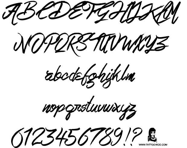 Love rock font by jonathan s harris http fontriver