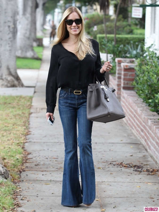 61 best images about Wide leg jeans on Pinterest | Bell bottom ...