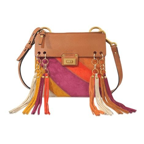 Chloé Tasche Jane Rainbow Small