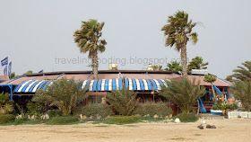 Atlantis, good seafood restaurant in Santa Maria Vabo Verde