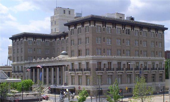 Hotel Bentley Alexandria La