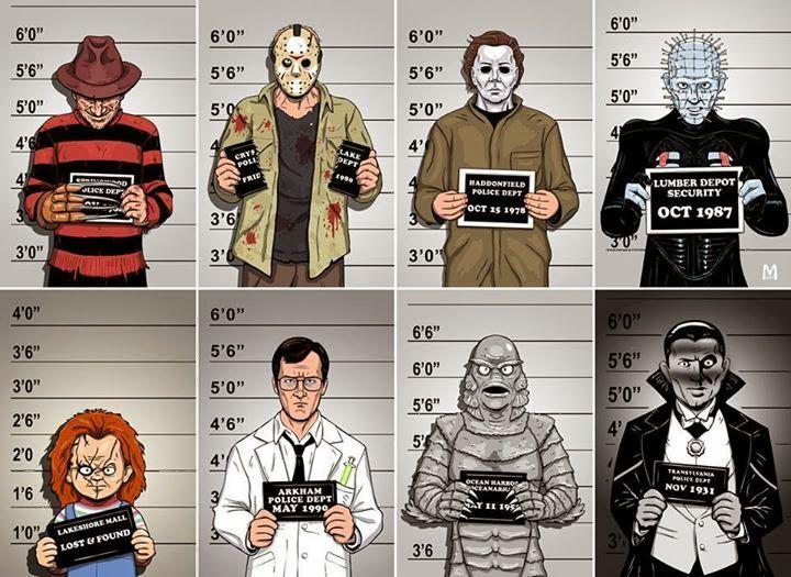 8 famous criminal