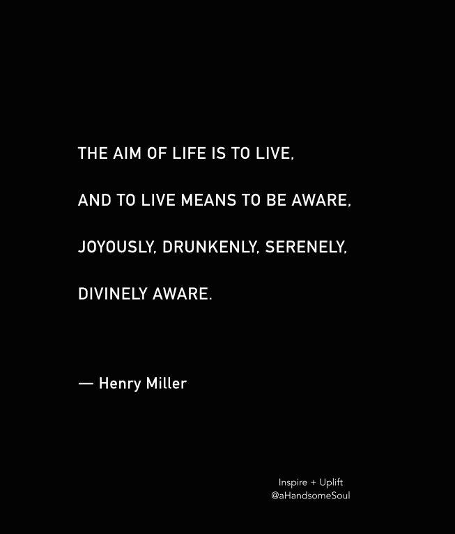 Henry Miller | A Handsome Soul Blog