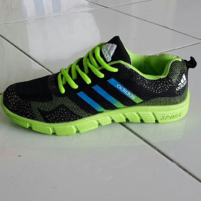 #Adidas Sport Running  Sz 40_44   IDR 230K  WA/✉081352323249 