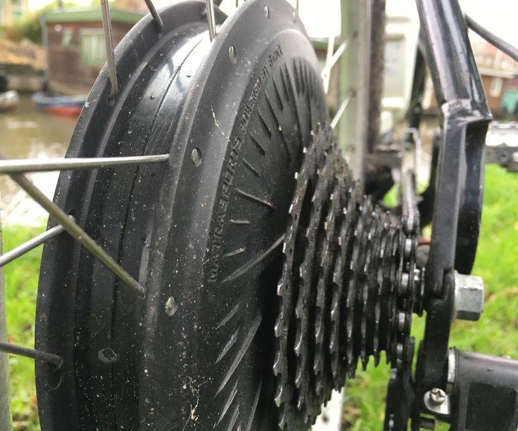DIY Electric Bike // Bionx Conversion: 12 Steps