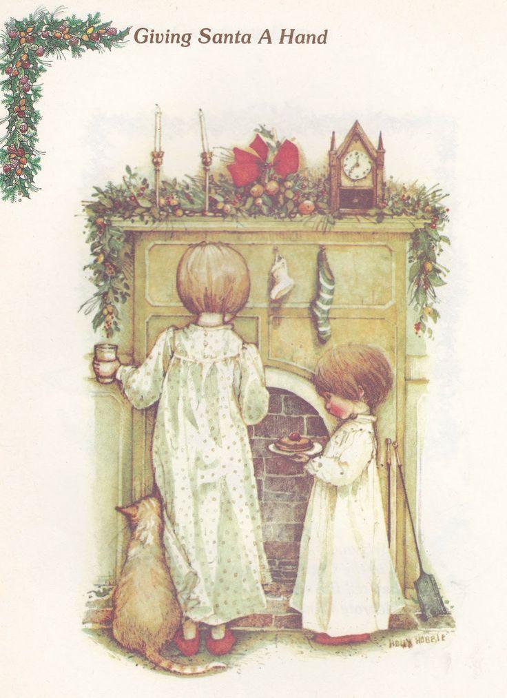 holly hobby | the marlowe bookshelf: Holly Hobbie's Christmas Book