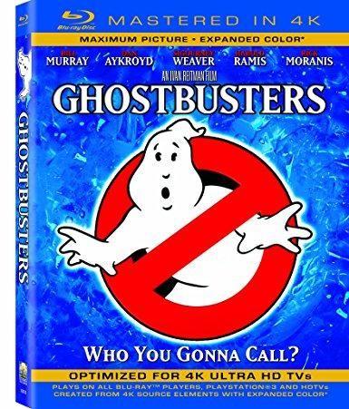 Dan Aykroyd & Annie Potts & Ivan Reitman-Ghostbusters