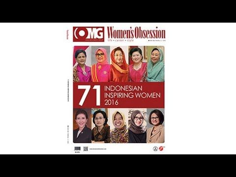 71 Indonesian Inspiring Women | Women's Obsession | Life.Career.Style