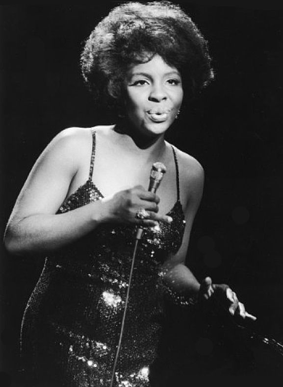 """Singer-Songwriter, Actress, Businesswoman, Humanitarian, and Author. Gladys Maria Knight aka the """"Empress of Soul"""". Seven time Grammy Award Winner and lead vocalist of the hit soul group Gladys Knight and The Pips."""
